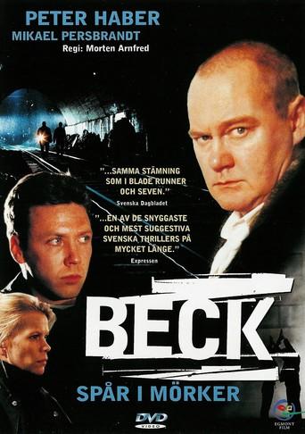 Affisch för Beck: Spår I Mörker