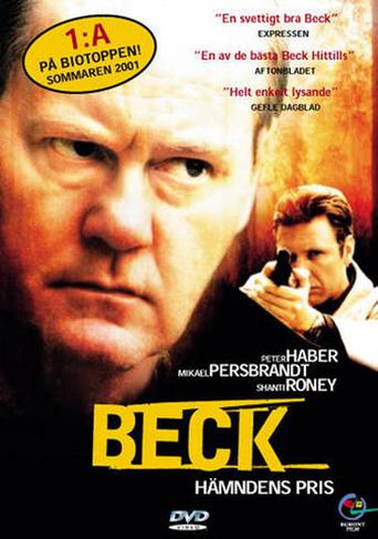 Affisch för Beck: Hämndens Pris