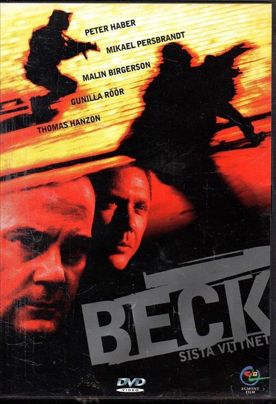 Beck: Sista Vittnet
