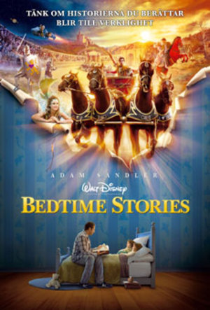Affisch för Bedtime Stories