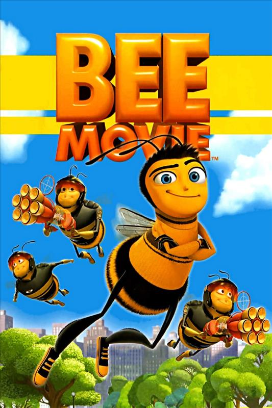 Affisch för Bee Movie