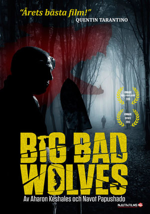 Affisch för Big Bad Wolves