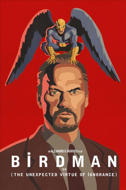 Affisch för Birdman