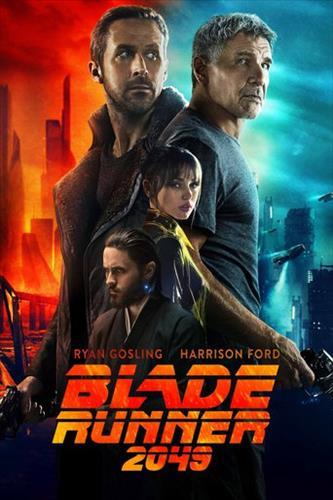 Affisch för Blade Runner 2049