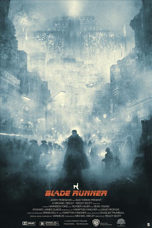 Affisch för Blade Runner