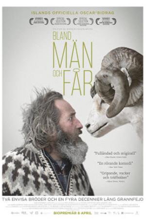 Affisch för Bland Män Och Får