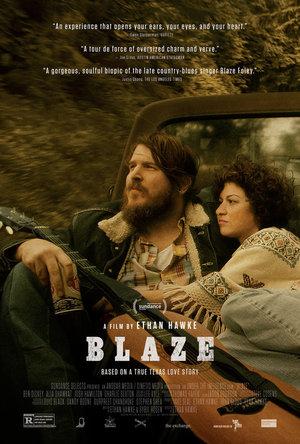 Affisch för Blaze