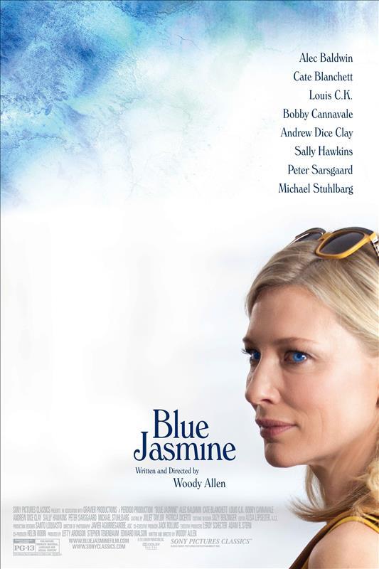 Affisch för Blue Jasmine