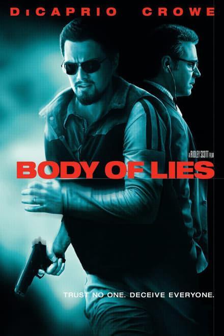 Affisch för Body Of Lies