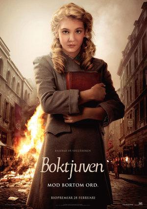 Affisch för Boktjuven
