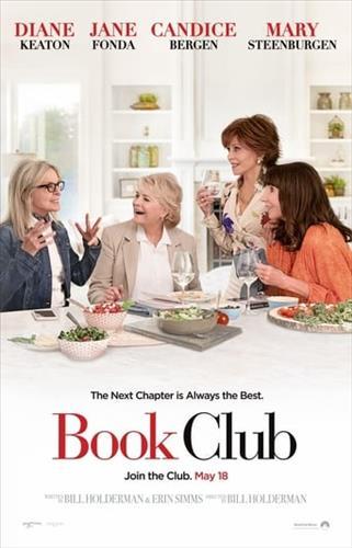 Affisch för Book Club