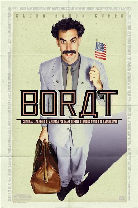Affisch för Borat