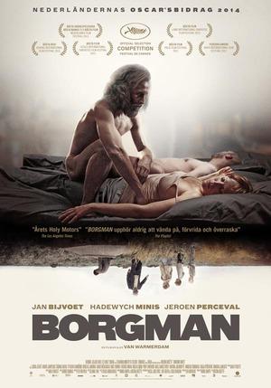 Affisch för Borgman