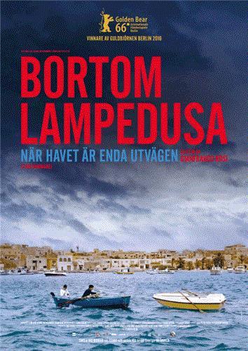 Affisch för Bortom Lampedusa