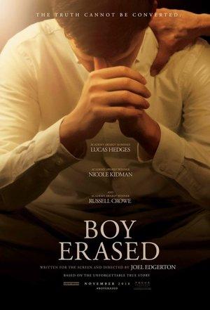 Affisch för Boy Erased