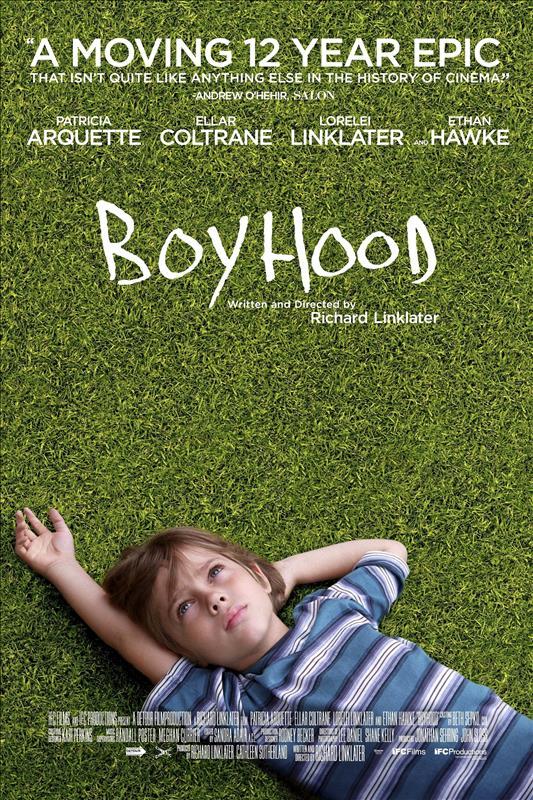 Affisch för Boyhood
