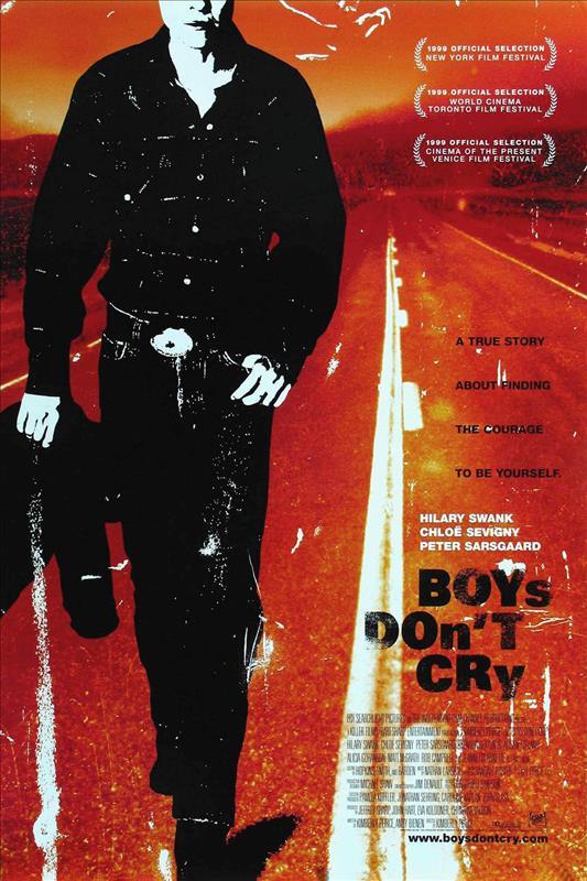 Affisch för Boys Don't Cry