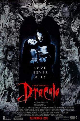 Affisch för Bram Stoker's Dracula