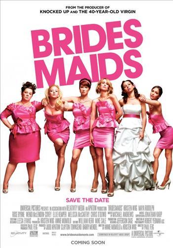 Affisch för Bridesmaids