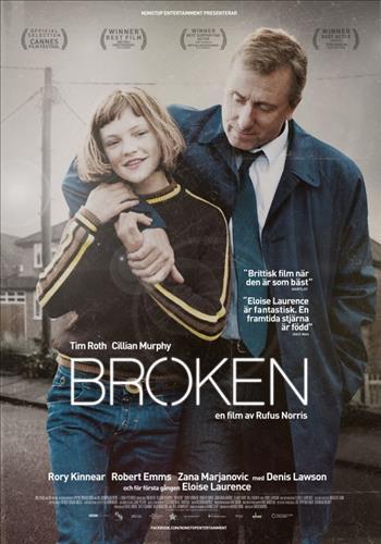 Affisch för Broken