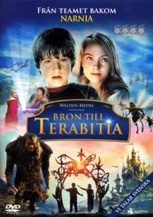 Affisch för Bron Till Terabithia