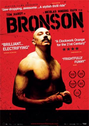 Affisch för Bronson