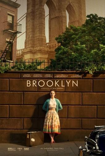 Affisch för Brooklyn