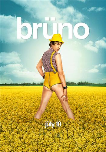 Affisch för Brüno