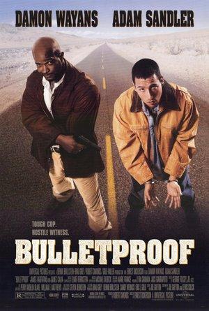 Affisch för Bulletproof Monk