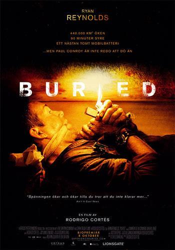 Affisch för Buried
