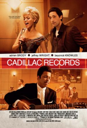 Affisch för Cadillac Records