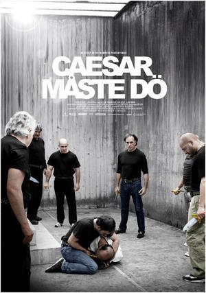 Affisch för Caesar Måste Dö