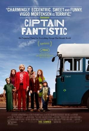 Affisch för Captain Fantastic