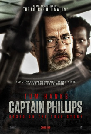 Affisch för Captain Phillips