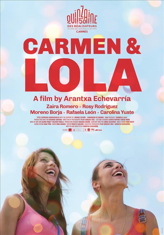 Affisch för Carmen & Lola
