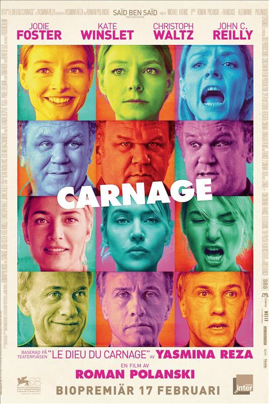 Affisch för Carnage