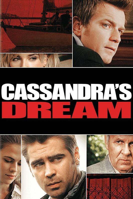 Affisch för Cassandra's Dream