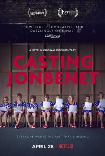 Affisch för Casting JonBenet