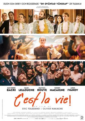 Affisch för C'est La Vie!
