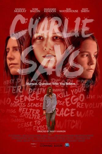 Affisch för Charlie Says