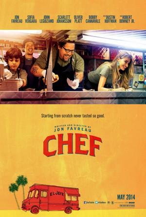 Affisch för Chef