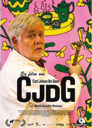 Affisch för CJDG - En Film Om Carl Johan De Geer