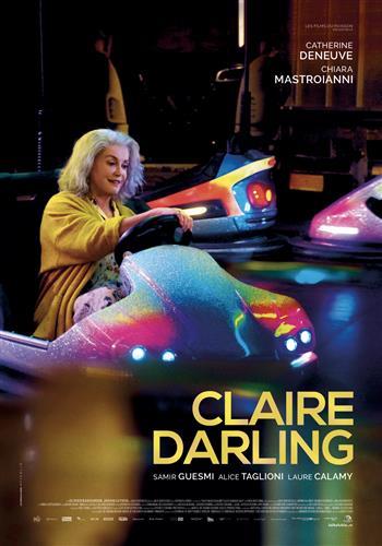 Affisch för Claire Darling