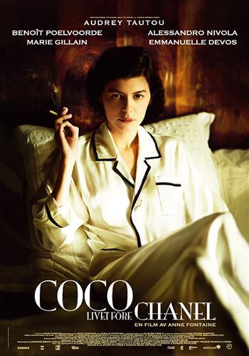 Affisch för Coco - Livet Före Chanel