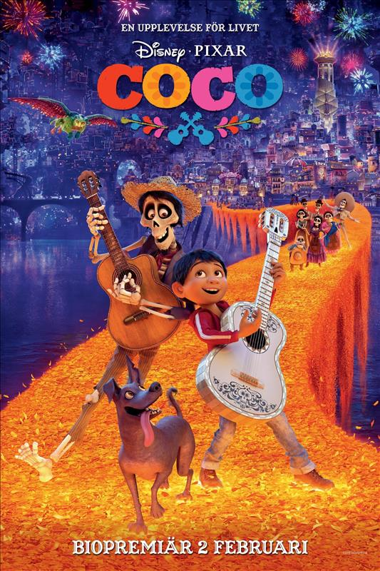 Affisch för Coco