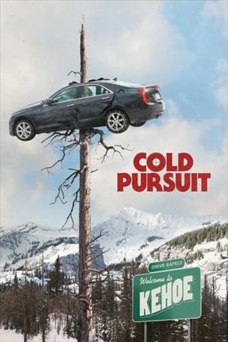 Affisch för Cold Pursuit