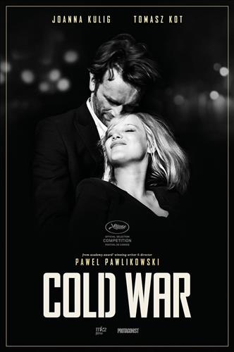 Affisch för Cold War