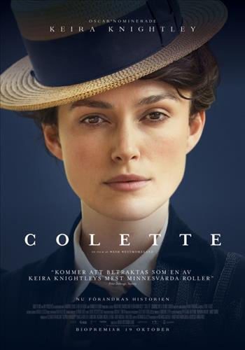 Affisch för Colette