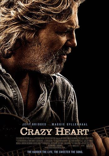 Affisch för Crazy Heart