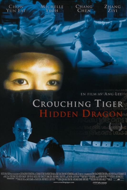 Affisch för Crouching Tiger, Hidden Dragon